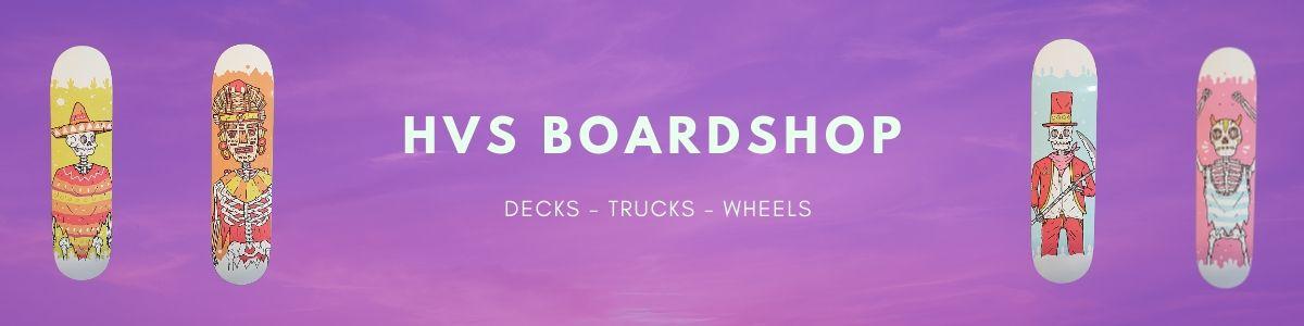 HVS BOARDSHOP banner