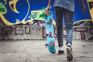 skateboard deck guide