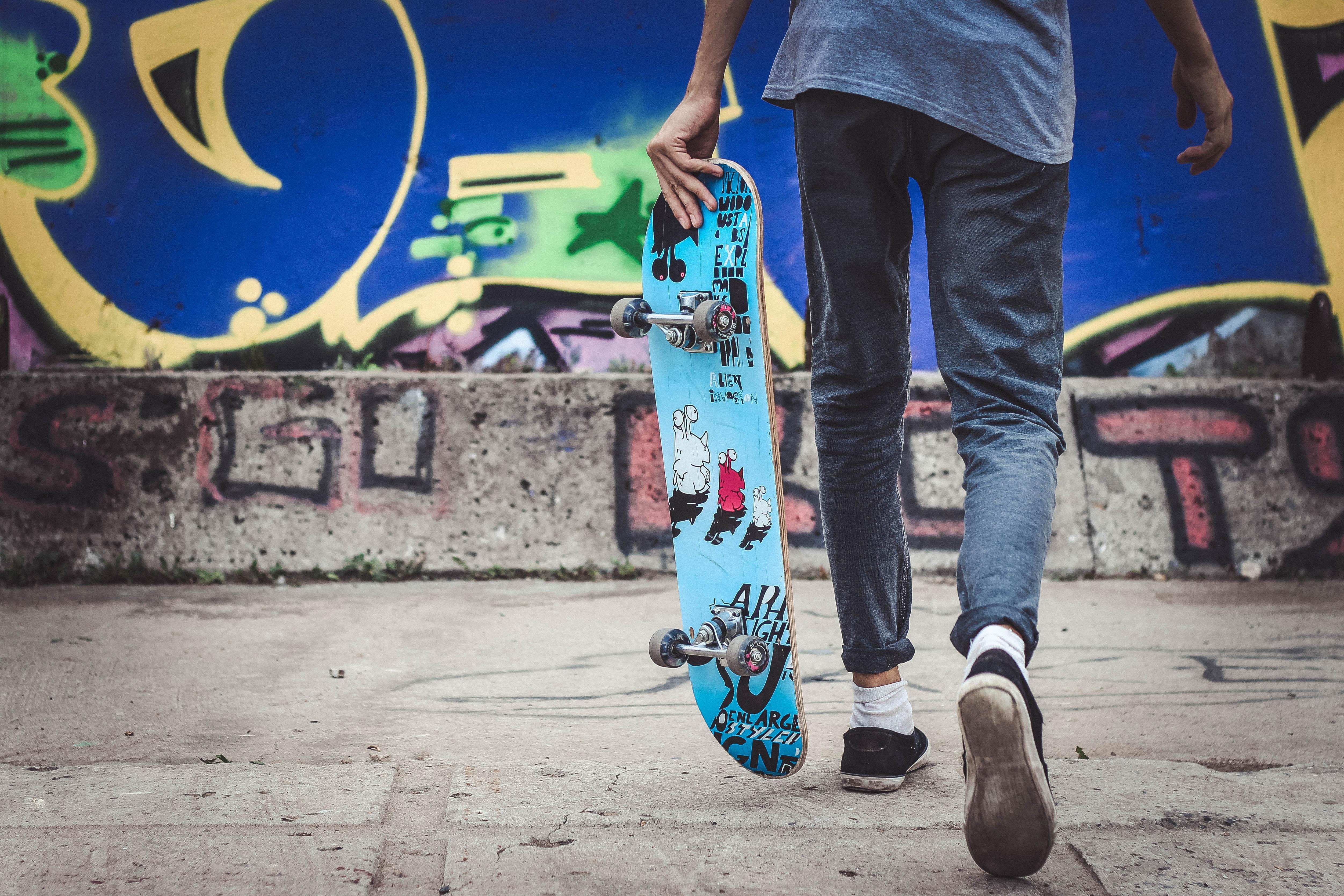 skateboard deck guide