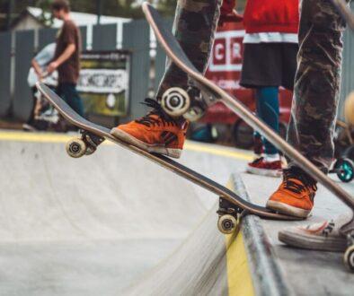 skate wheel guide